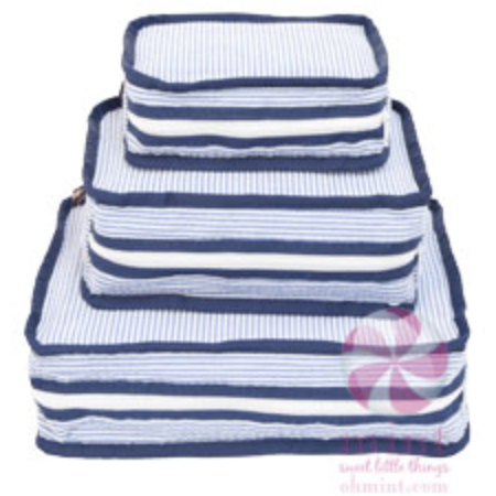 Seersucker Stacking Sets <br> Available in lots of colors