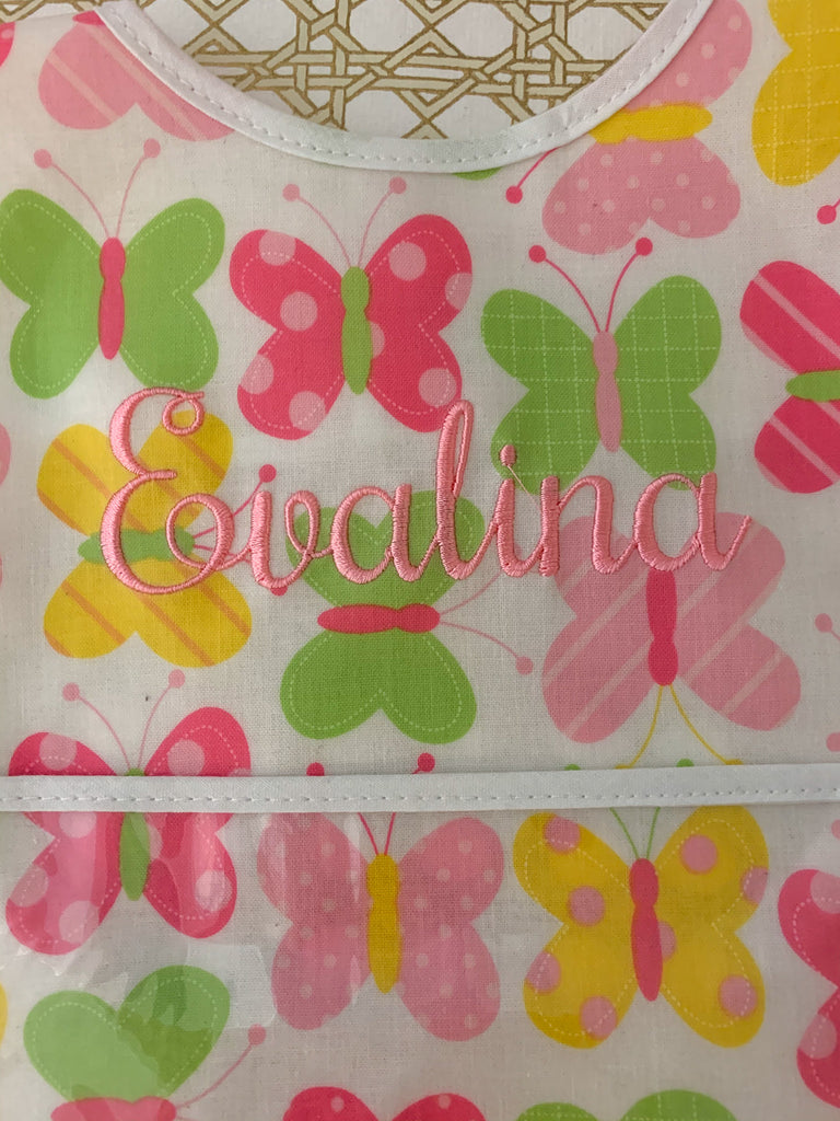 Laminated Bibs from 3 Marthas - Assorted Patterns
