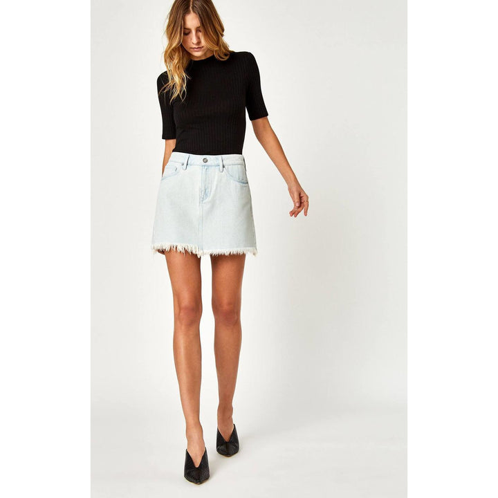 Mavi Denim Skirt - Sooz Boutique