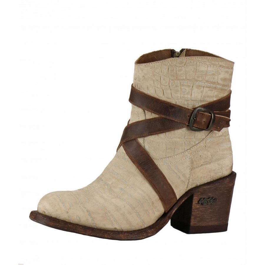 Miss Macie Sedona Strappy Ankle Boot - Sooz Boutique
