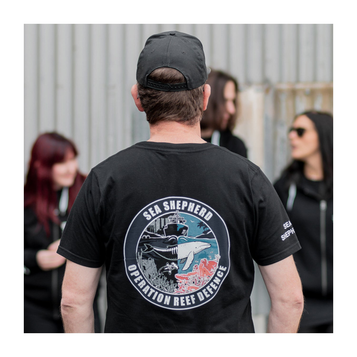 Operation Reef Defence Unisex Tee