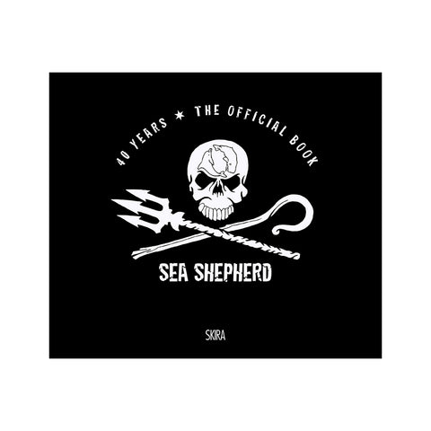 Sea Shepherd 40th Anniversary Book