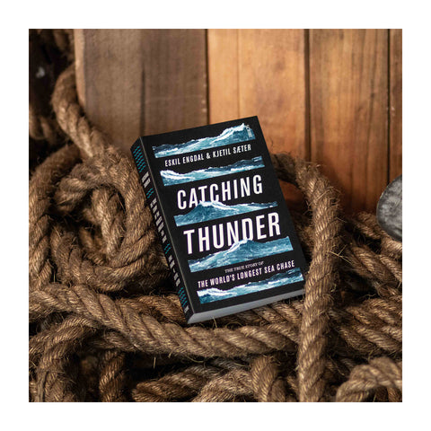 Catching Thunder Book