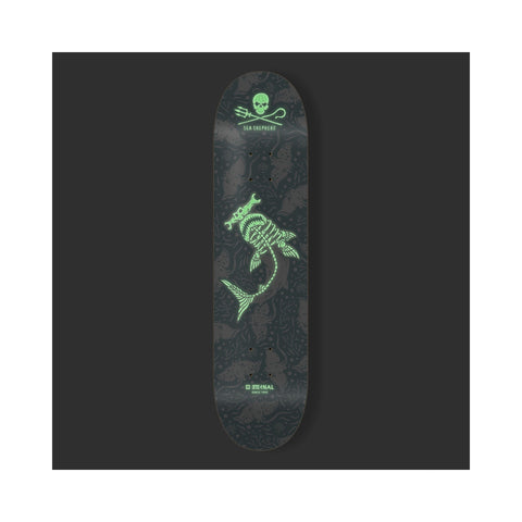 Eternal Skateboard X Sea Shepherd Hammerhead