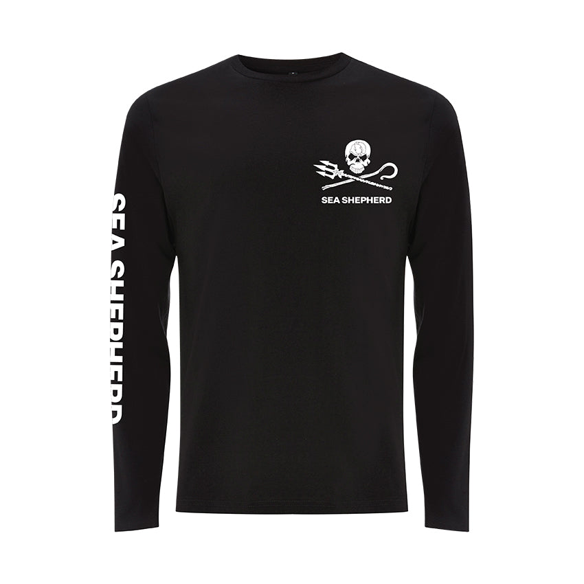 Jolly Roger Unisex Long Sleeve Tee
