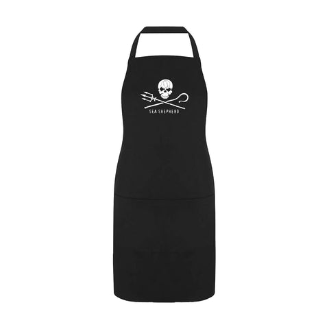 Jolly Roger 100% Organic Cotton Full Length Apron