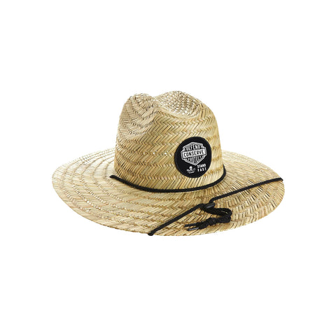 Sea Shepherd Stand Fast - Defend Conserve Protect Forever - Straw Hat