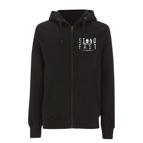 Stand Fast Icon Unisex Zip Hoodie
