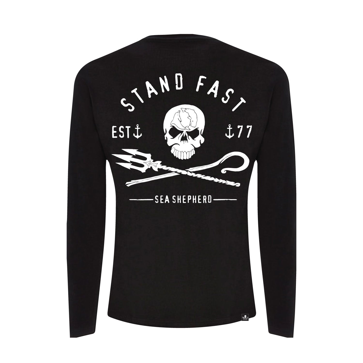 Stand Fast Icon Unisex Long Sleeve Tee