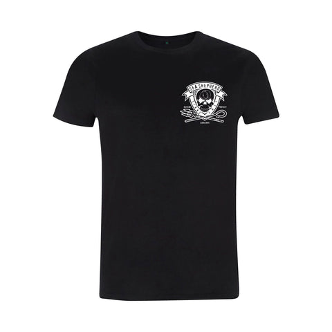 Stand Fast Ocean Safeguard Unisex Tee - Black