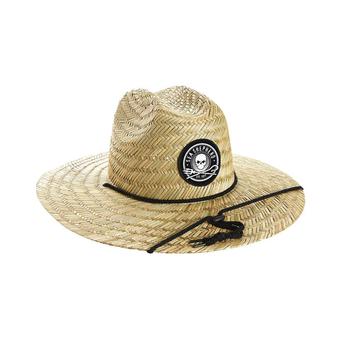 Stand Fast Straw Hat