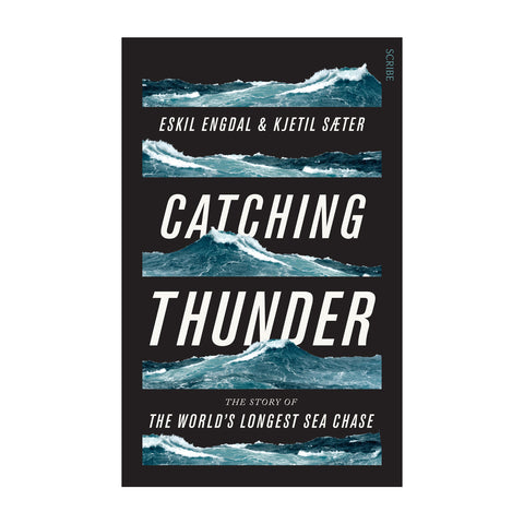 Book Catching Thunder