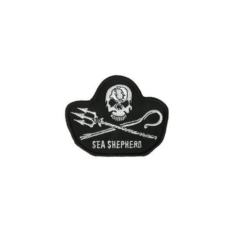 Jolly Roger Sticker Sea Shepherd Australia