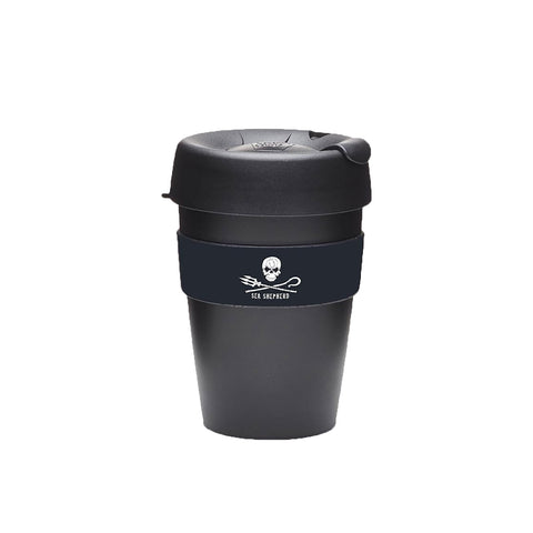 Jolly Roger Plastic Keep Cup - Medium 12oz/355ml
