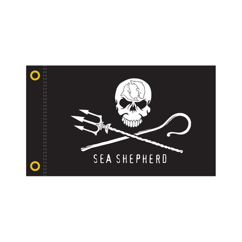 Jolly Roger Flag - Medium