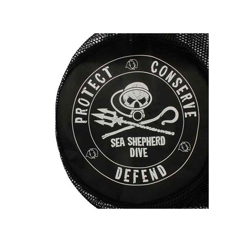Sea Shepherd Mesh Dive Bag