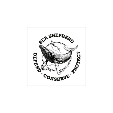 Sea Shepherd Classic Sticker 5 Pack