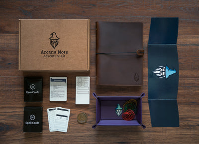 Arcana Note Adventure Kit