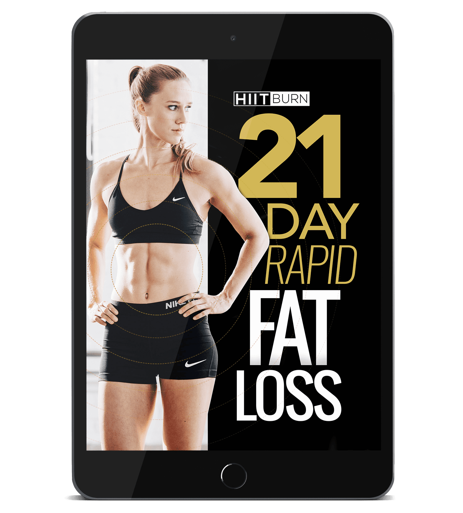21-Day Rapid Fat Loss (BEST SELLER)