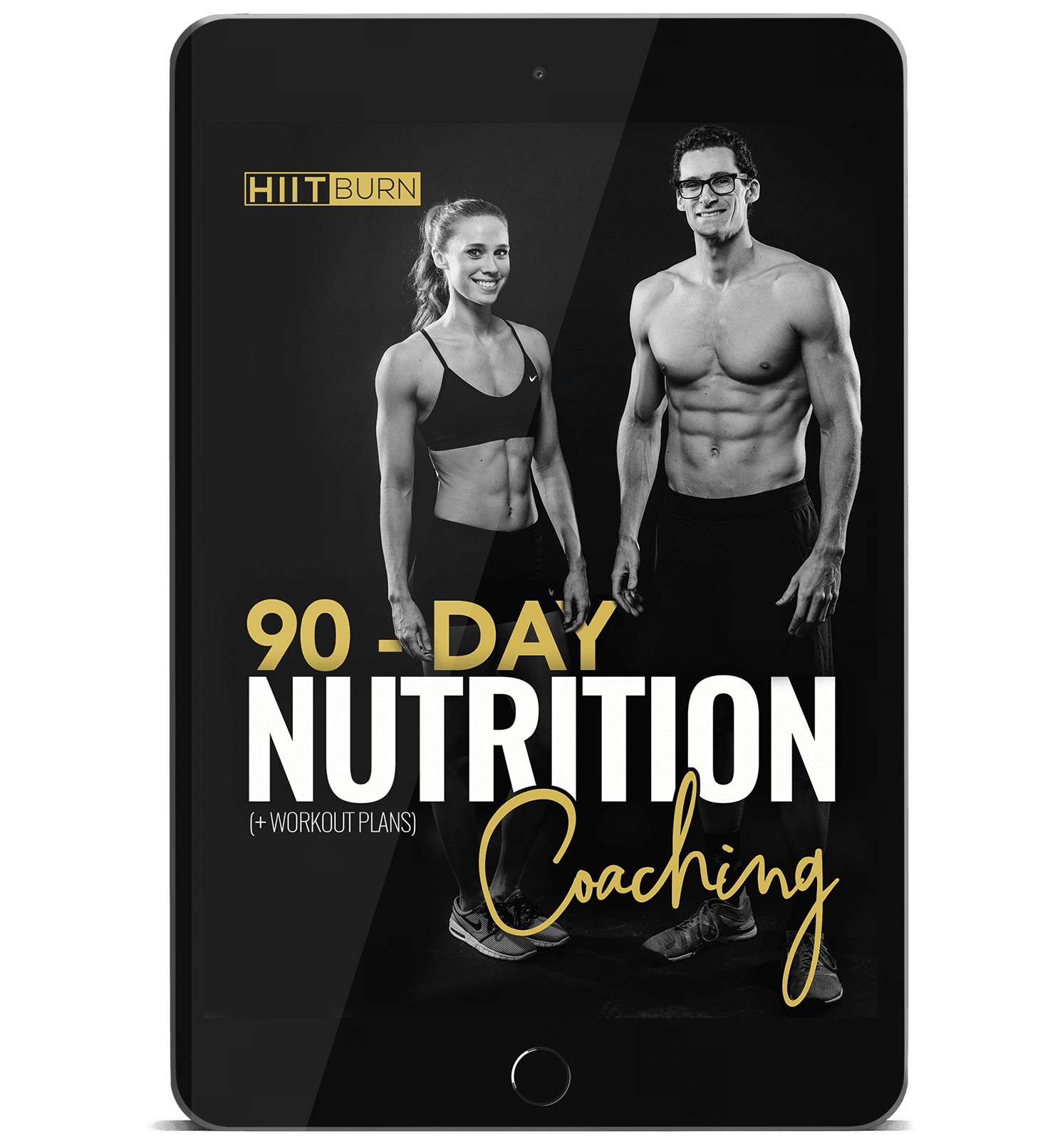 90-Day Nutrition Coaching Plan