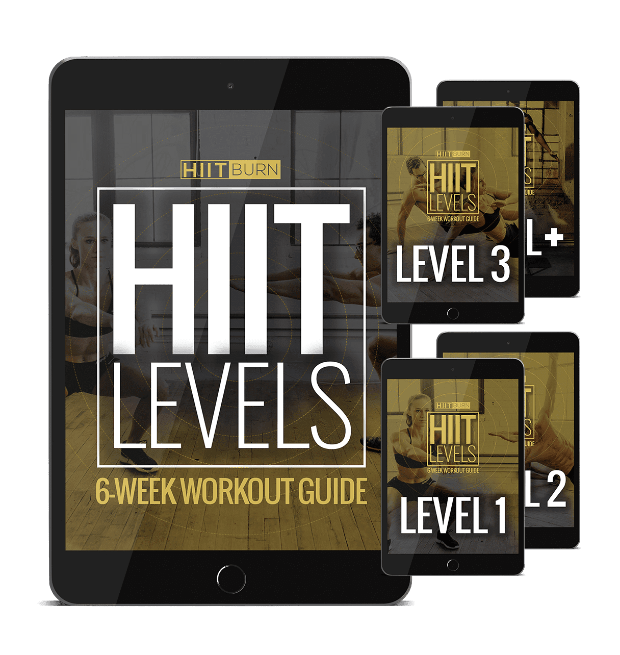 HIIT Levels | 6-Week Workout Guide