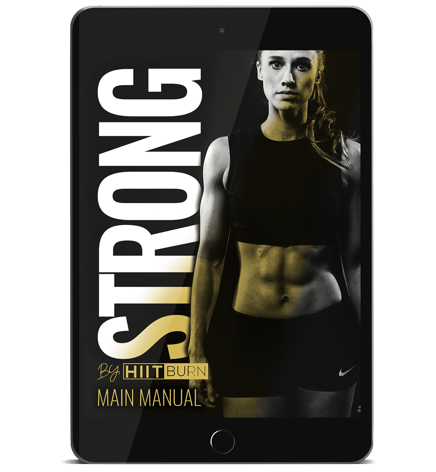 STRONG by HIITBURN 12-Week Progressive Strength + Nutrition