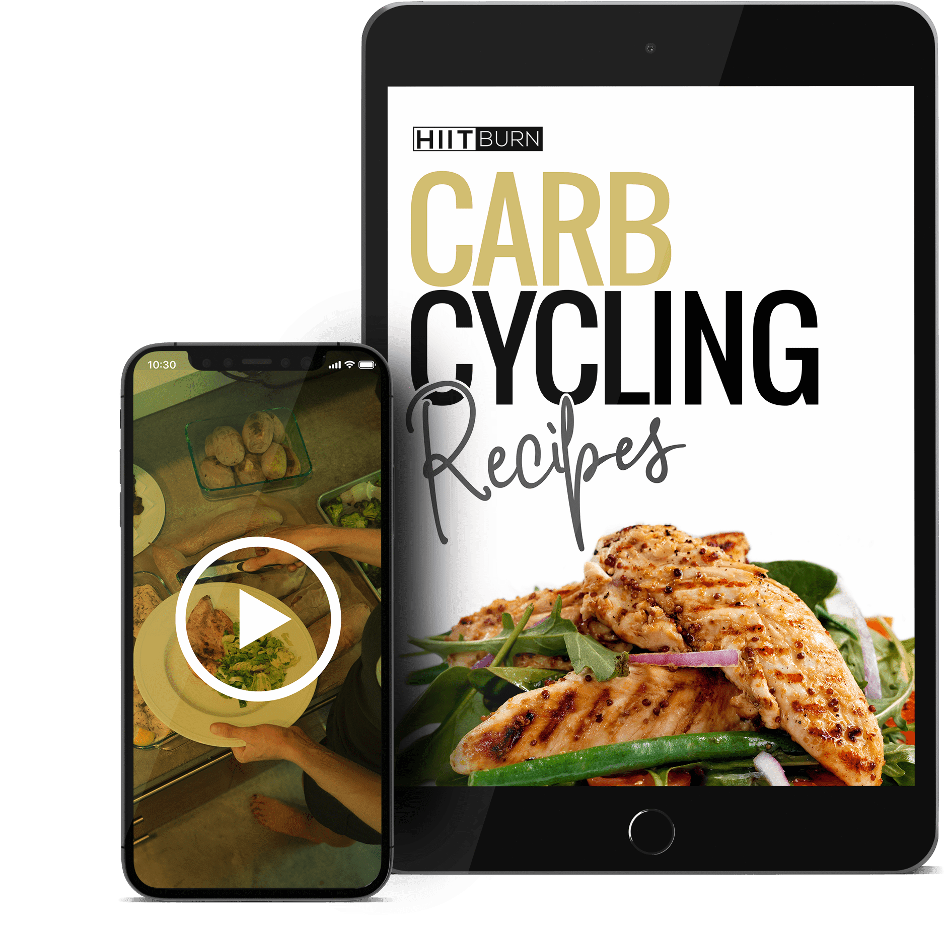 HIITBURN Carb Cycling Recipes