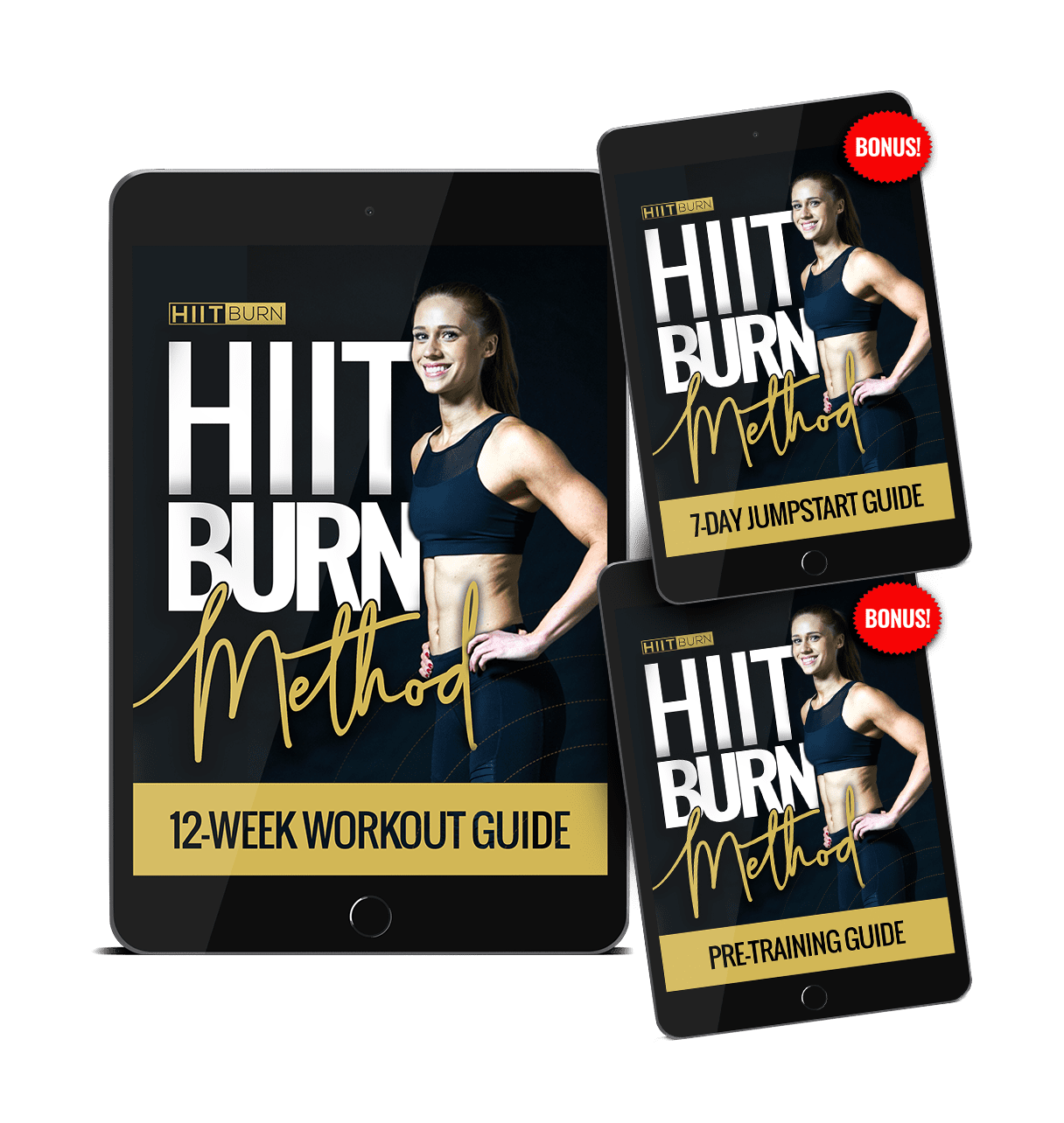 HIITBURN Method | 12-Week Workout Guide (BEST SELLER)