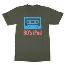 80's iPod Softstyle Ringspun T-Shirt