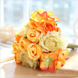 Gorgeous Artificial Rose Bouquet