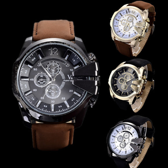 Luxury Fashion Men's Quartz Watch