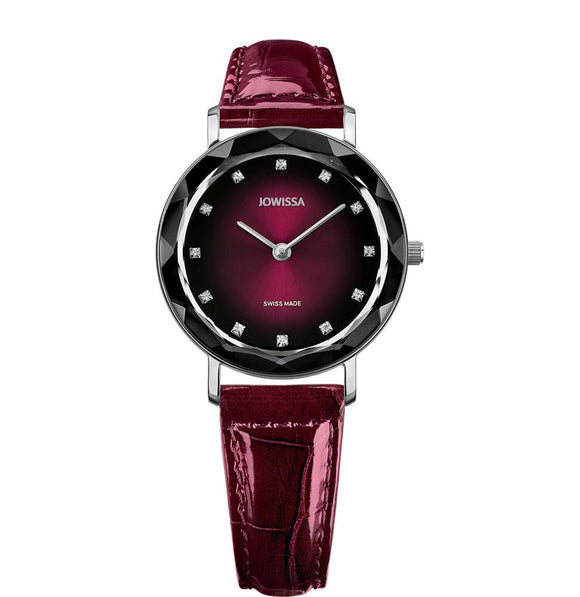 Aura Swiss Ladies Watch J5.646.M