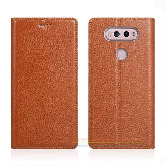 Business Class Leather Case for LG V20