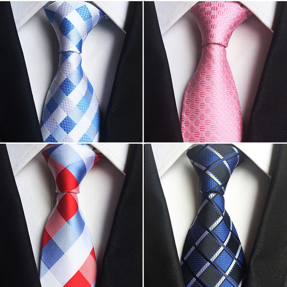 Classic Collection Men's Silk Ties