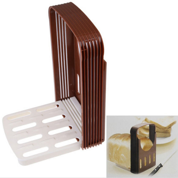 Sleek Single Slice Bread Slicer
