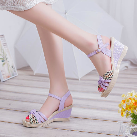 New Stylish Ladies Platform Wedges
