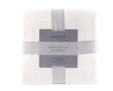 Bamboo Blanket Oversized Twin - Pristine White