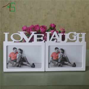 New Arrival Photo Frame Love And Laugh For One Picture: