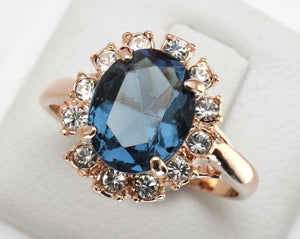 Beautiful Crystal Ring