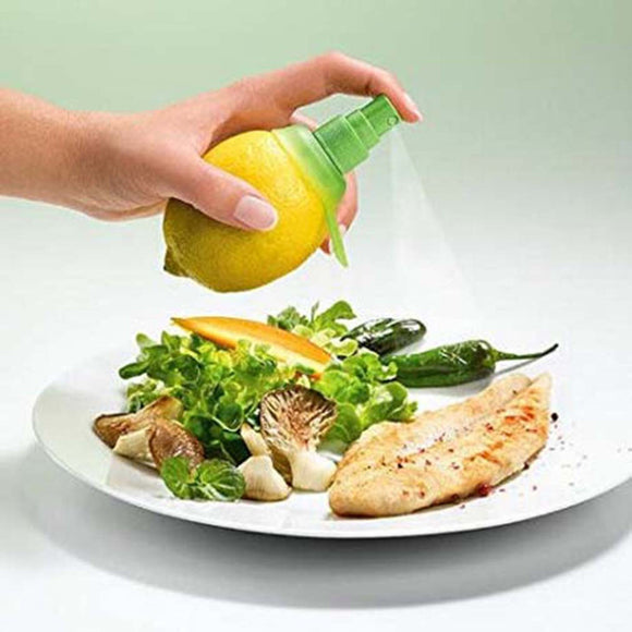 Creative Gadgets Lemon Sprayer Fruit Juice Citrus Spray