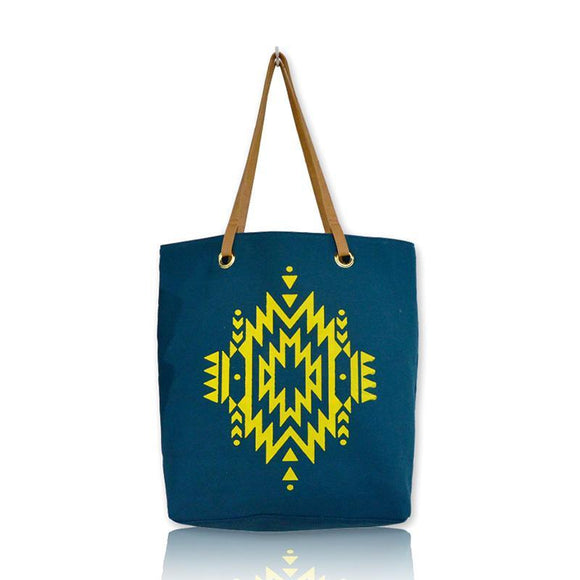 Bohemian Design Large Capacity Casual Tote Bag