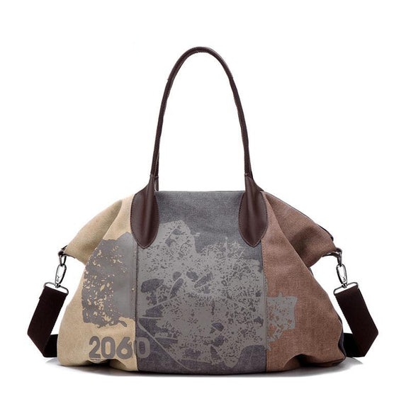 Rugged High Quality Casual Canvas Bag