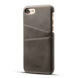 Luxury Vintage Slim Cell Phone Cases For Apple iPhone 6 6s Plus 7 Plus