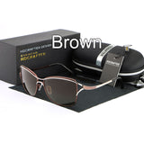 Elegant Ladies Polarized Sunglasses