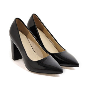 Women's Sexy Elegant Pointed Toe Fashion Pumps
