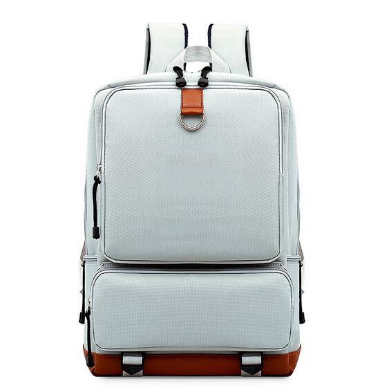 Classy Oxford Style Laptop Backpack