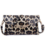Stylish New Leopard Fashion Clutch Purse