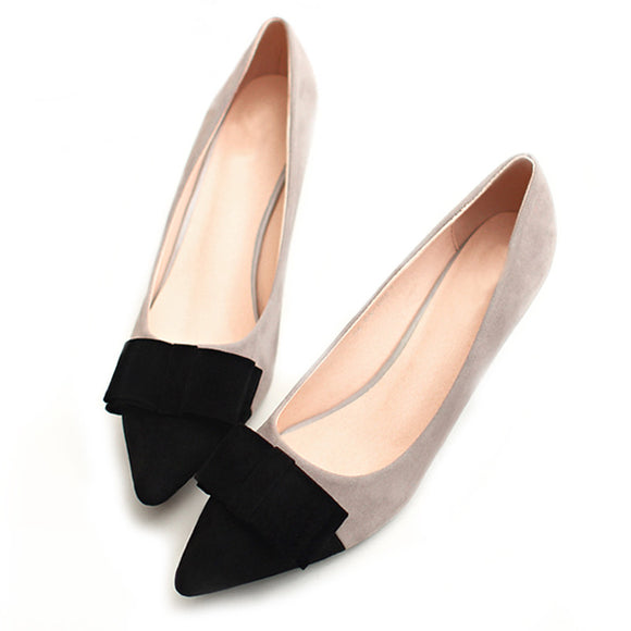 Vintage Sexy Pointed Toe High Heels