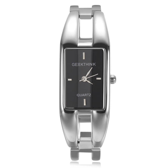 Sleek & Stylish Stainless Steel Quartz Watch