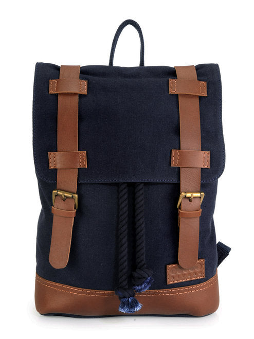 Men's Blue Backpack